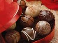 Boules chocolat