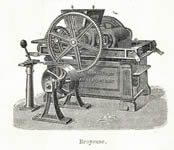 Machine de concassage